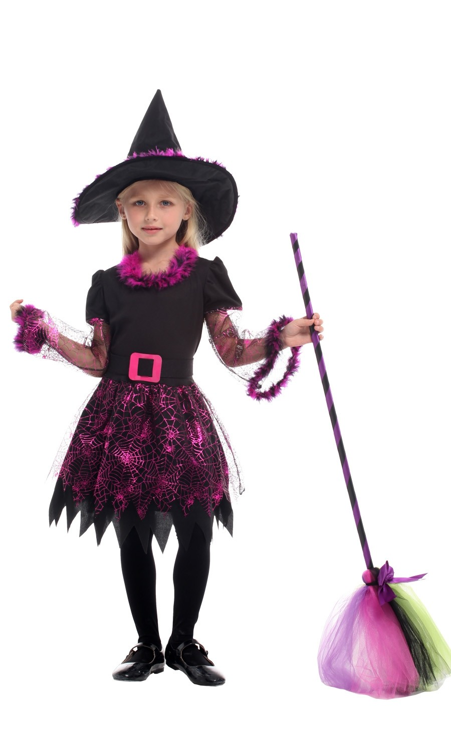 Costume -Belt Witch ( 5 - 7 years  Size M)