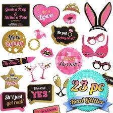 Photo Stick Set - Bachelorette ( Set of 20 )
