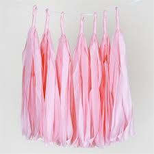 Pink Decorative Tassel
