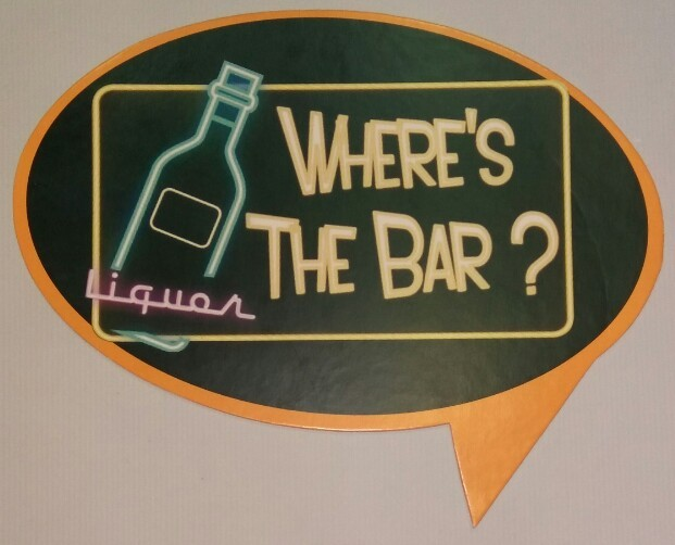 Where's The Bar?