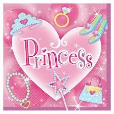 Princess Napkin( Set of 16)