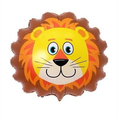 Lion - Animal Foil Balloon