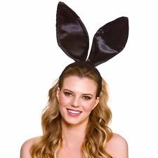 Bunny Ears Black