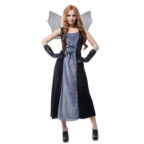 Bat Devil Adult Female Halloween Costume