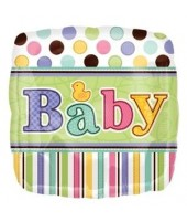 Baby Foil Balloon 18''