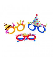 Kids Party Glasses (set of 6)