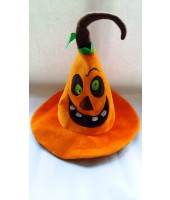 Evil Pumpkin Hat