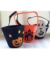 Halloween Bags ( set of 3 ) Assorted Design
