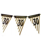 30th Birthday Bunting