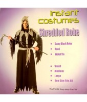 Shredded Robe Male Adult Costume