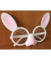 Bunny Party Glasses