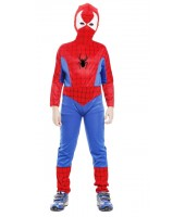 Spiderman Child Costume ( 8-10 Age )