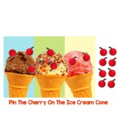 Put the CHERRY on the Ice cream game