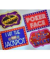 Diwali & Casino Photo Boards ( Set 1 )