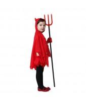 Little Devil Child Costume (5-8Age)
