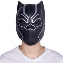 Captain America: Civil War Black Panther Premium Latex Mask