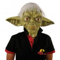 Yoda Star Wars Jedi Mask Halloween