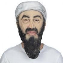 Mask - Osama Bin laden