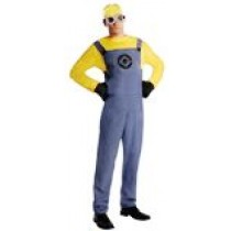 Minion Adult Costume