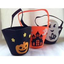 Halloween Bags ( set of 3 ) Assorted Design