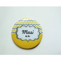 Masi To Be Badge