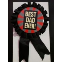 Best Father Ever Badge