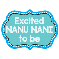 Nani Nanu - Baby Shower Photo Booth