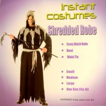 Shredded Robe Male Adult Costume