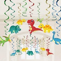 Swirls - Dinosaur ( Set of 12 )