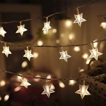 Star Curtain LED lights decoration