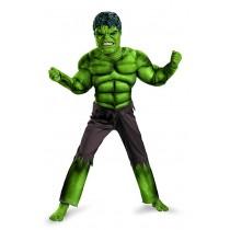 Hulk Costume ( 8 to 10 years Age )