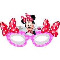 Minnie Die-cut Mask (set of 6)