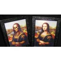 3D Scary Frames (Assorted Designs)  ( 1 Piece )