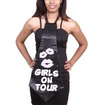 Large Girls on Tour Tie