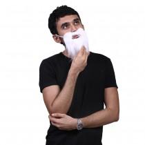 Beard - White