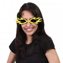 Flame  Party glasses