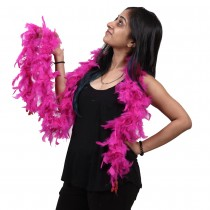 Feather Boa - Pink