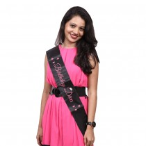 Birthday Diva Sashe