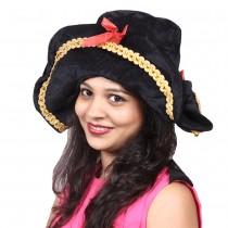 Black & Gold Hat