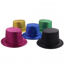 Glitter Hats (Set of 5)