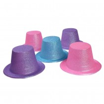 Kids Glitter Hat (Set of 5)