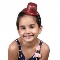 Mini Glitter Hat (Set of 10)