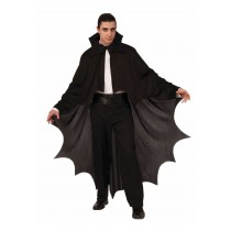 Bat Cape - Halloween Adult