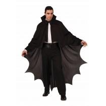 Bat Cape - Halloween Adult