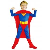 Superman Child Costume ( 3-5 Age)