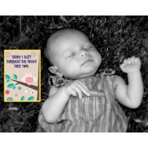Baby Milestone Cards (Actions)