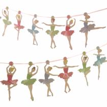 Ballerina Bunting