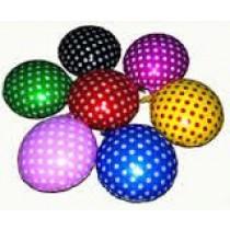 Polka Dot Round Foil Balloon