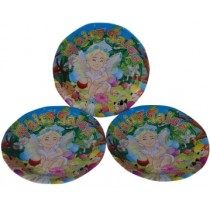 Fairytale  Plates (Set of 8)