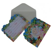 Fairytale Inviation Card (Set of 8)